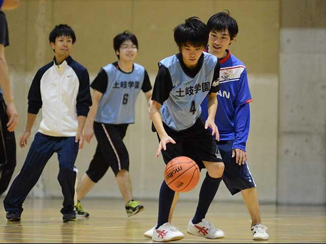 スポーツ交流会