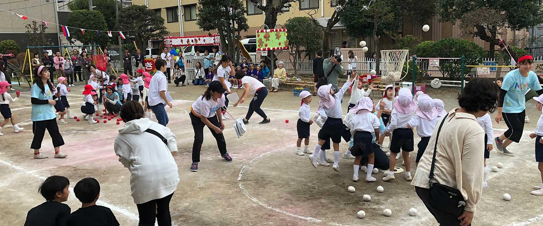土岐幼稚園(千葉市稲毛区の幼稚園)|プレ保育、0〜2歳児親子広場