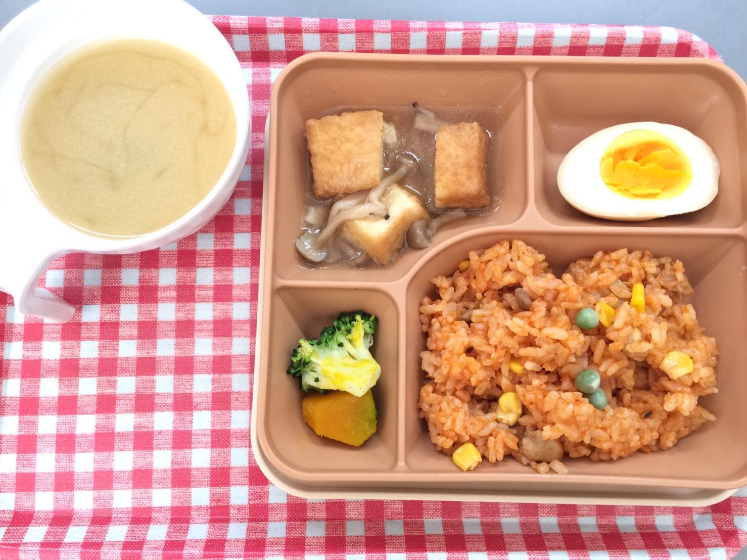土岐幼稚園 給食