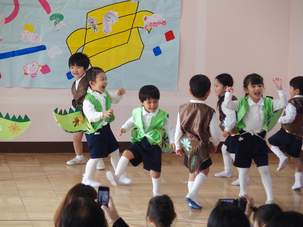 土岐幼稚園 生活発表会